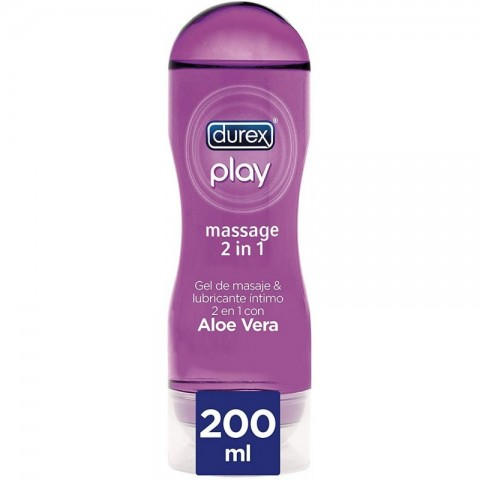 Lubricante & Massage Aloe...