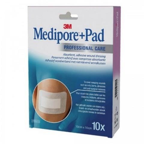 Apósito Medipore+Pad 3M...