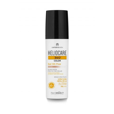 Gel Heliocare 360 Color Oil...