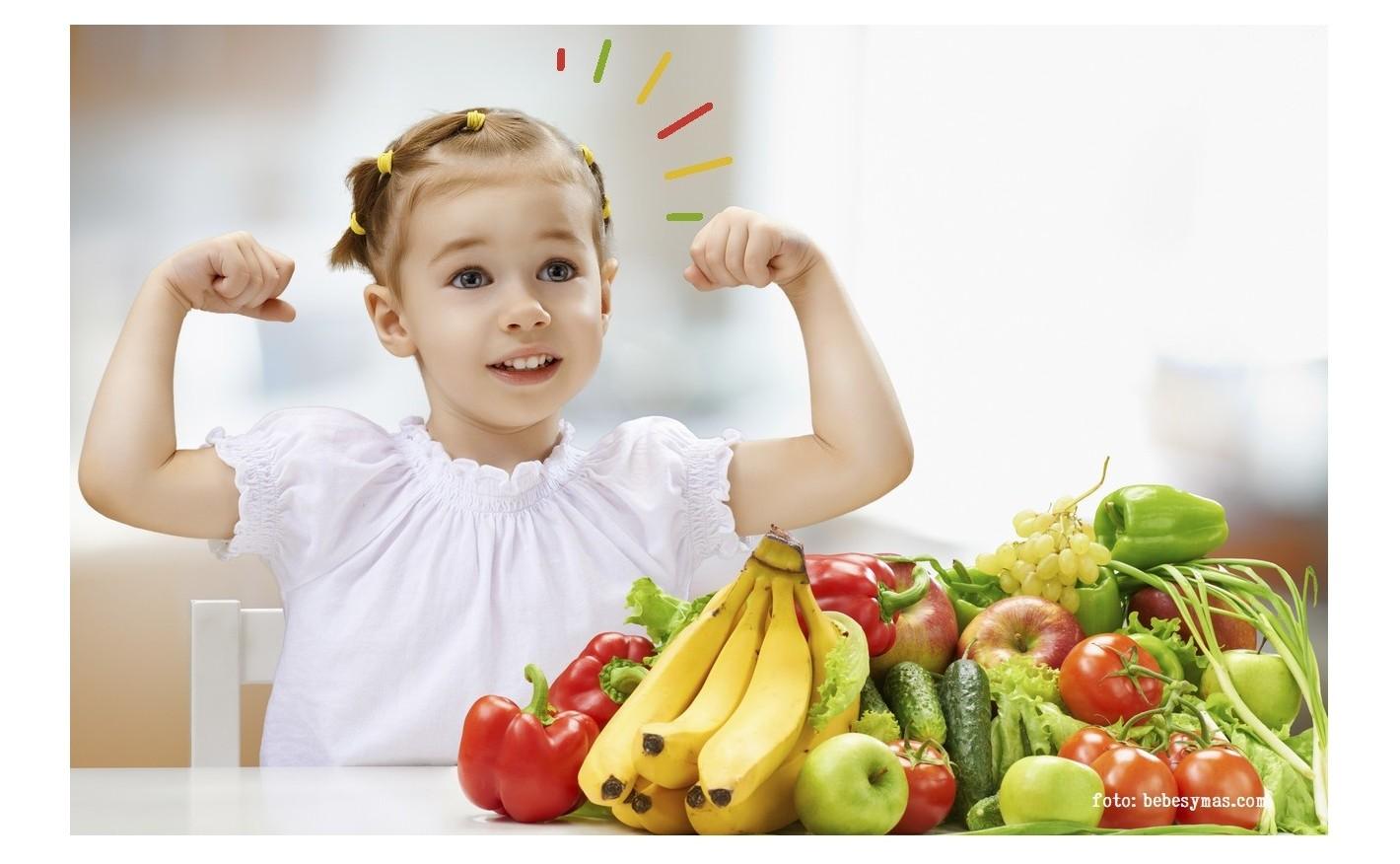 ¿Quieres que tu hijo se alimente de manera saludable? ¡Implícale!